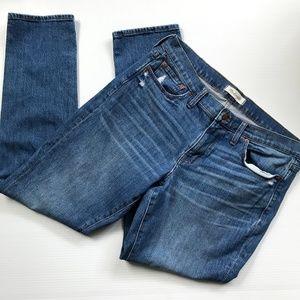 MADEWELL Slim Boyjean Boyfriend Fit Jeans 30